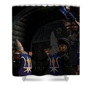 final fantasy IX Shower Curtain