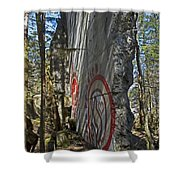 Find Passion Shower Curtain