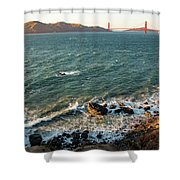Find Your Bliss Shower Curtain