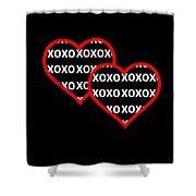 Finding Love After Darkness Shower Curtain