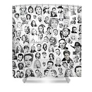 Fine Art America Shower Curtain