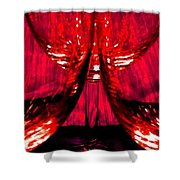 Fine Wine And Dine 6 Shower Curtain