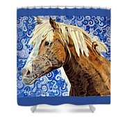 Fiosa Shower Curtain