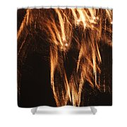 Fireworks A Different Perspective Five Shower Curtain