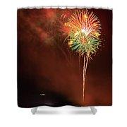 Happy Birthday United States Of America 15 Shower Curtain