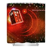First And Last Love Shower Curtain