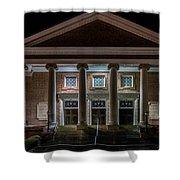 First Baptist Church Shower Curtain