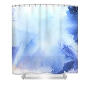 First Day Shower Curtain