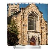 First Evangelical Presbyterian Church Shower Curtain