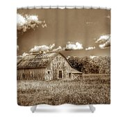 First National Bank S Shower Curtain