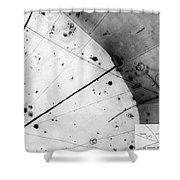 First Neutrino Interaction, Bubble Shower Curtain