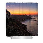 First Sunrise Of 2018 Shower Curtain
