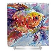 Fish II Shower Curtain