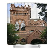 Fisher Fine Arts Library Historical Place Shower Curtain