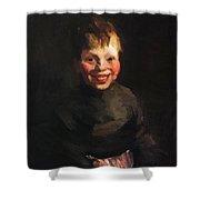 Fisherman Daughter 1910 Shower Curtain