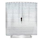 Fisherman Shower Curtain