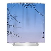 Fisherman's Trap Shower Curtain