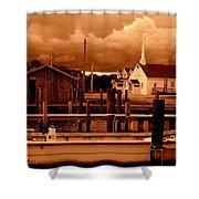 Fishermans Worship 2 50616 Shower Curtain