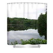 Fisherville Brook 1 Shower Curtain