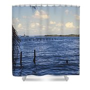 Fishing Cove Shower Curtain