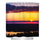 Fissio Shower Curtain