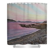 Five Islands - Draft IIi Shower Curtain