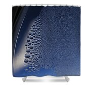 Five Miles High-2 Shower Curtain