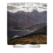 Five Sisters Of Kintail Shower Curtain