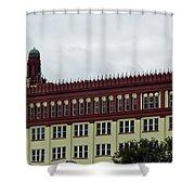 Flagler College Shower Curtain