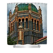 Flagler Memorial Presbyterian Church 3 Shower Curtain