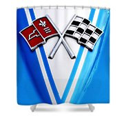 Flags Of Our Fathers Shower Curtain