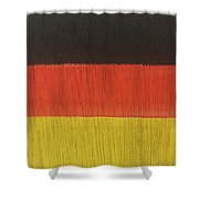 Flags Of The World - Germany 15-r12 Shower Curtain