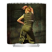 Flamenco #21 - Attitude Shower Curtain