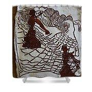 Flamenco Passion 4 Shower Curtain