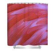 Flamingo Flow 2 Shower Curtain