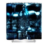 Flash In The Pan Shower Curtain