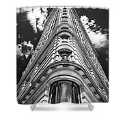 Flatiron Building  Nyc Shower Curtain