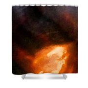 Flatius Shower Curtain