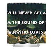 Fleetwood Mac Art Print Shower Curtain