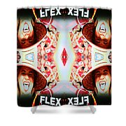 Flexcam 3 Shower Curtain