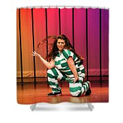 Flick Shower Curtain