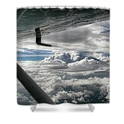 Flight Of Dreams Shower Curtain