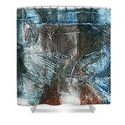 Flight Passage Shower Curtain