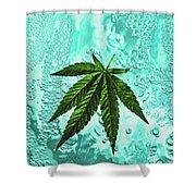 Float Shower Curtain