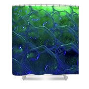 Floating Bubbles # 9 Shower Curtain