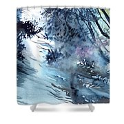 Flooding Shower Curtain
