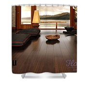 Flooring Dealers Shower Curtain