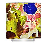Flora 2 Shower Curtain