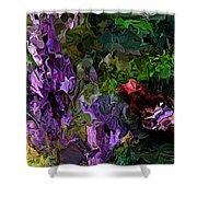 Flora Landscape 081015 Shower Curtain