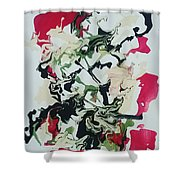 Floral #05 Shower Curtain